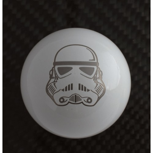 WEIGHTED STAINLESS STEEL WHITE/STORM TROOPER