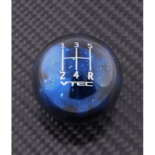 BLUE GALAXY ALUMINUM BULB - 5speed VTEC