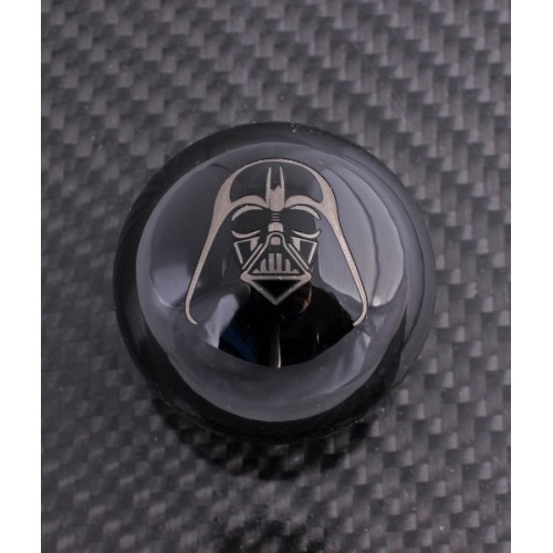 WEIGHTED STAINLESS STEEL BLK/DARTH VADER