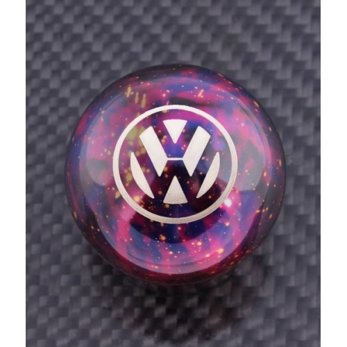 PURPLE GALAXY ALUMINUM  VW