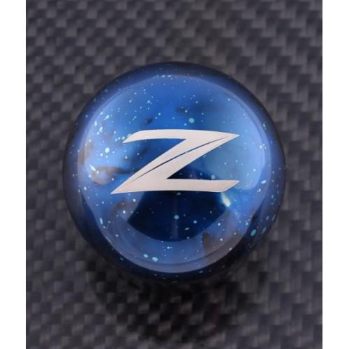 BLUE GALAXY ALUMINUM BULB  Z